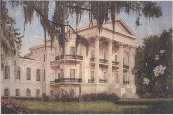 Belle Grove Plantation Of Louisiana